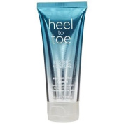 (1) Heel to Toe Argan Oil Heel and Foot Treatment - 180ml & a FREE (1) Lip Gloss Stack - Colours vary upon availibility!