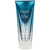 (1) Heel to Toe Chamomile and Lavender Foot Moisturiser - 180ml & a FREE (1) Lip Gloss Stack - colours vary upon availibilty