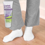 Triderma Cracked And Crusty Foot Repair Cream 120ml And Booties