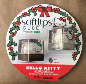 Softlips Limited Edition Hello Kitty ~ Chocolate Mint & Salted Caramel