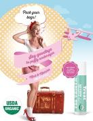 TREAT Jumbo Lip Balm - Mint & Matcha Tea Eye & Lip Balm, Organic & Cruelty Free