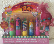 Dreamworks Trolls Glam Layers Up Balms, Five Flavours .330ml