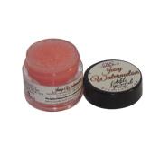 Juicy Watermelon Lip Scrub, All Natural Nourishing Formula, 30ml, Diva Stuff