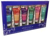 La Bella Provincia Set of Six Aromatherapy Hand Creams