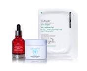 "Plant Stem Cell Beauty Sebum Control Cream, Anti-Ageing Serum and Moisturising & Anti-Irritation Mask complete ""Rejuvenation Collection"""