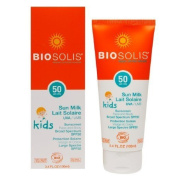 Biosolis Kids Sun Milk Face & Body Organic Sunscreen SPF 50 100ml