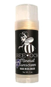 Mineral Sunscreen - 100% Chemical Free & Natural - Made with Zinc Oxide, Vitamin E, and Organic Ingredients - Made in Colorado