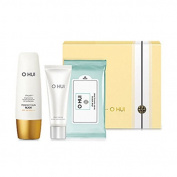 [K-Beauty] O HUI Perfect Sun Black set / Korean Premium Cosmetics