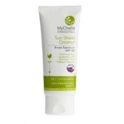 New 2007 products Mychelle Dermaceuticals Sun Shield Spf 28 Coconut - 70ml