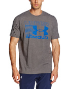 Under Armour Men's Ua Stack Attack Short-Sleeve T-Shirt