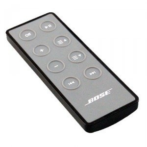 Bose SoundDock Series II, Series III or Portable Replacement Remote Control