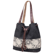 Hiigoo Canvas Shoulder Bag