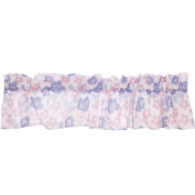 Bedtime Originals Butterfly Meadow Window Valance