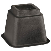 (Set/4) 15cm Tall Bed Or Chair Risers - Gives Additional Height To Furniture