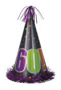 33cm Giant Birthday Cheer 60th Birthday Party Hat
