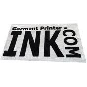 Laser Transfer Flock Sheets for Garment Transfers , Black