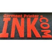 Laser Transfer Flock Sheets for Garment Transfers , Red