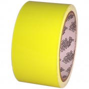 Tape Planet Fluorescent Yellow 5.1cm x 10 yards Premium Cast Vinyl Tape