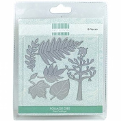 Trimcraft FEDIE019 First Edition Dies-Foliage44; Pack of 8