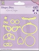 Shape Die Lene Design Build Up Owl SDL024