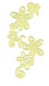 Shape Die Lene Design Swirl & Flowers SDL028