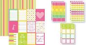 May Calendar Plan-It 12x12 Planner Paper & Stickers Set