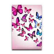Colourful Butterfly Group Poster Home Decor Art Print 50cm x 80cm Wall Sticker