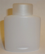 50 Oval Sample/Give Away Amenity Bottles 50ml plastic