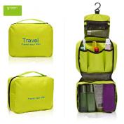 Amazing Kiss® Organiser Unisex Luxury Hanging Bag Folding Large Toiletries Makeup Hiking Bag Gym Bag Multi Usage