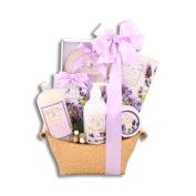 Lauren Nicole Lavender Spa Gift Basket