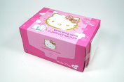 Hello Kitty 5-Layer Cotton Pads (80Sheets) White