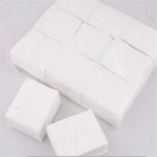 900pcs Great Nail Polish Remover Cotton Lint Cleaner Pad Manicure Colour White
