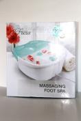Massaging Foot Spa by BeautyFocus