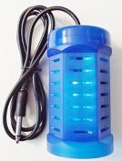 Large Blue Steel Plate Ionic Detox Foot Spa Longer Lasting Array