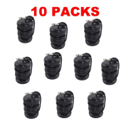 NEW Ten 10 Black Ionic SPA ION Cleanse Arrays for CHI Detox Foot Bath Machine R