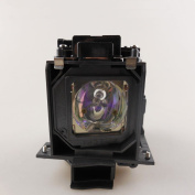 Artki Replacement projector lamp with housing POA-LMP143 Fit for SANYO PDG-DWL2500/ PDG-DXL2000/ PDG-DXL2500 projector