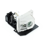 Artki Replacement projector lamp with housing Dell5100MP Fit for DELL 5100MP projector