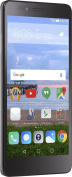 Simple Mobile - Huawei Sensa 4G LTE with 9.5GB Memory Prepaid Cell Phone - Grey