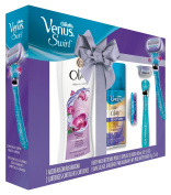 Gillette Venus Swirl and Olay Gift Set