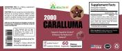 Health1st 2000 Caralluma Fimbriata Weight Loss Management supplement