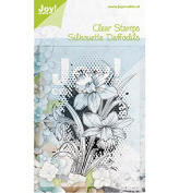 Joy! Crafts Clear Stamps-Daffodil