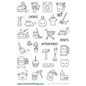 Your Next Stamp Clear Stamps 10cm x 15cm