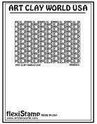 FlexiStamps Texture Sheet Bridges Positive Design - 1 pc.