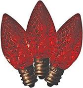 LED C7 SMD BULB RED BX25