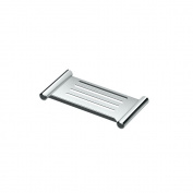 Gatco 1467 Elegant Shower Shelf, Chrome, 25cm