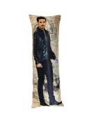 Once Upon A Time Hook Body Pillowcase