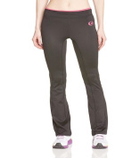 Ultrasport Women's Antibacterial Long Fitness Trousers with Quick Dry Function