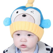 WensLTD Baby Toddler Kids Boy Girl Knitted Children's Lovely Spire Soft Hat