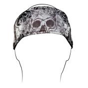 ZANheadgear DaVinci Skull Headband