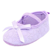 Binmer(TM) New Baby Girl Princess Anti-slip New Born Baby Shoes Casual Shoes